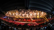 220px 2018 Asian Games opening ceremony 14 %28cropped%29 - Asian Games 2018 Wiki Indo
