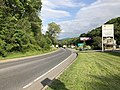 2019-05-17 17 41 31 View south along Maryland State Route 639 (Willowbrook Road) between Interstate 68 and U.S. Route 40 (National Freeway) and Pine Avenue in Cumberland, Allegany County, Maryland.jpg