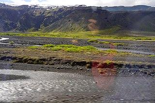 Glaciofluvial deposits