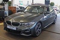 2019 BMW 320d xDrive M Sport 2.0 Front.jpg