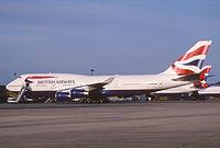 G-CIVO - B744 - British Airways