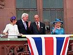 25.Jun.2015 Queen Elizabeth II. and Prince Philip's visit to Frankfurt (18529869494).jpg