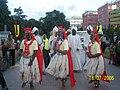 26. Samsun Uluslararası Halk Dansları Festivali Sudan geçişi by Öner Akgün.jpg