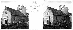 28. Wassincourt (Vassincourt). L'église - Fonds Berthelé - 49Fi51.jpg