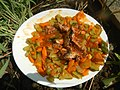 2839Home cooking of ginisang sayote, ampalaya and carrots 52.jpg
