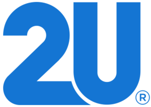 2U (company) - Image: 2U R reg blue rgb