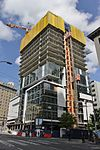2nd and Pine, Seattle under construction, April 2016.jpg