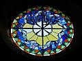 301 Església de Sant Pere (Canet de Mar), rosassa.JPG