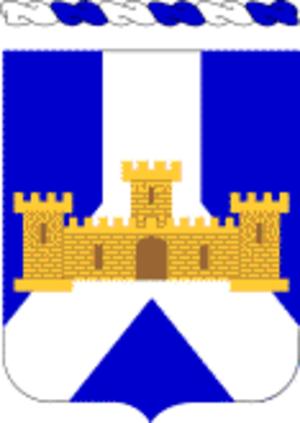 393rd Infantry Regiment (United States) - Coat of arms of the 393rd Infantry Regiment