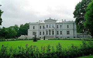 Dojlidy Brewery - Lubomirski née Rüdigerów Palace