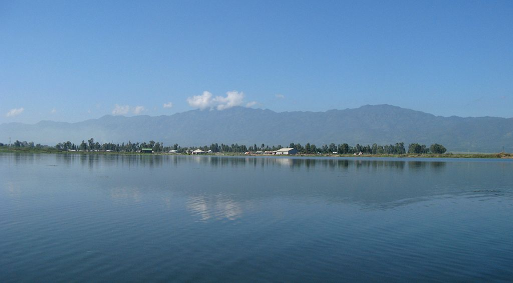 3 Loktak Lake Manipur India