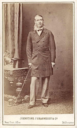 John Manners-Sutton, 3rd Viscount Canterbury - Lord Canterbury as Governor of Victoria.