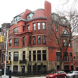 Eighth Avenue (Brooklyn) Avenue in Brooklyn, New York