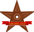 5M article barnstar.png