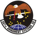687 Armament Systems Sq emblem.png
