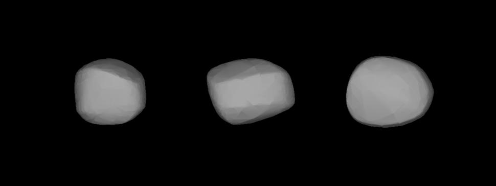 69Hesperia (Lightcurve Inversion)
