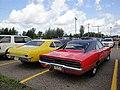 69 Dodge Charger & 69 Chevrolet Nova (7305179272).jpg