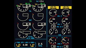 Electronic Flight Instrument System Wikipedia
