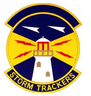 815th Airlift Squadron - Image: 815 Weather Reconnaissance Sq emblem