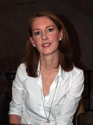 Gretchen Rubin - Rubin at the 2014 Brooklyn Book Festival