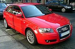 Audi A3 8P (2003)