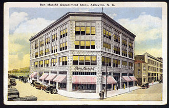 Department stores, such as Le Bon Marche of France, appeared from the mid nineteenth century AA446b copy.jpeg