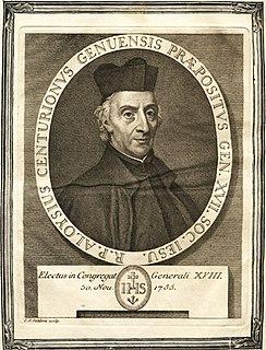 Aloysius Centurione Italian Jesuit
