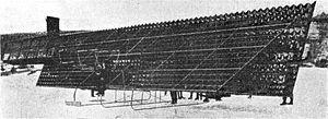AEA Cygnet - The Cygnet II in 1909, at Baddeck, Nova Scotia
