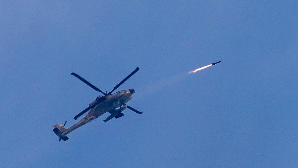 AH-64A (Israeli Air Force)