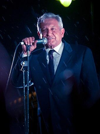 Andre's Manuel López Obrador, From WikimediaPhotos