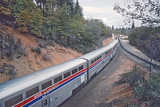 Superliner (railcar) Class of American double-deck long distance passenger cars