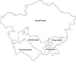 Asia Centrale Wikipedia