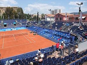 Open de Nice Côte d'Azur - Central Court