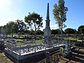 AU-Qld-Ipswich-Cemetery-Lewis THOMAS family plot-2021.jpg
