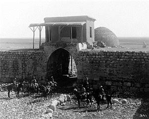 Charge at Khan Ayash - Australian Light Horse at Khan Ayash