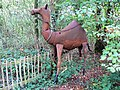 A rather rusty camel - geograph.org.uk - 294944.jpg