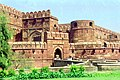 A view of Redfort at Agra on March 22, 2005.jpg