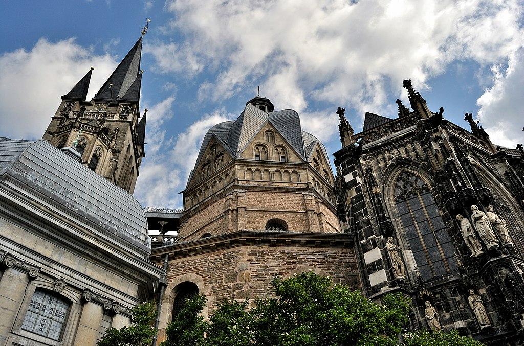 Aachen, Dom, 2011-07 CN-02