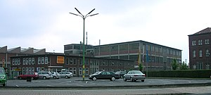 Rothe Erde - Continental Aachen-Rothe Erde