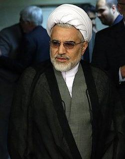 Abdollah Nouri Iranian politician