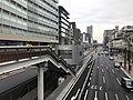 Abeno-suji Street and Tennoji-Ekimae Station 2.jpg