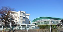 Abiko City ABIKO Junior HighSchool.jpg