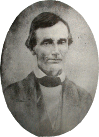 Abraham Lincoln O-7 by Butler, 1858.png