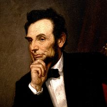 short note on abraham lincoln in english