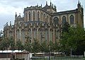 Abside de la nueva catedral de Vitoria.JPG