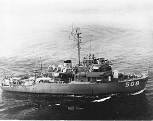 USS Acme (MSO-508) - No Photo Available
