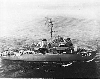 USS <i>Acme</i> (MSO-508)