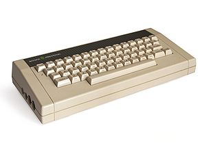 Acorn Computers - The Electron, Acorn's sub-£200 competitor to the ZX Spectrum