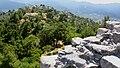 Acropolis & Athena sanctury, Thasos.jpg