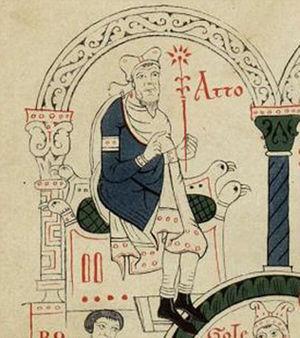 Adalbert Atto of Canossa - Image: Adalberto Atto